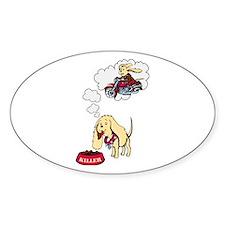Ladybug Lisa Framed Tile