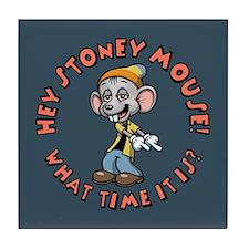 Stoney Mouse -Time Tile Coaster