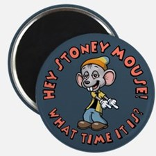 Stoney Mouse -Time Magnet