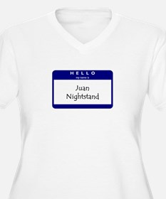 Juan Nightstand T-Shirt