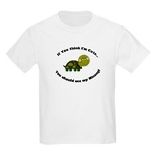 Turtle T-Shirt-Cute Ninang