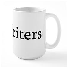 I Love Writers Mug