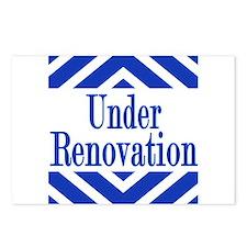 Under Renovation Postcards (Package of 8)