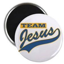 "Team Jesus 2.25"" Magnet (10 pack)"