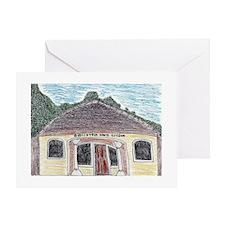 Nosara Library Greeting Card