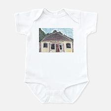 Nosara Library Infant Bodysuit