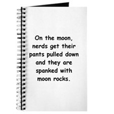 Funny Mooninite Journal