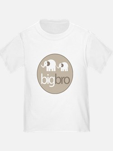 big brother t-shirt big and little elephant Infant