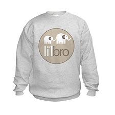 little brother t-shirt elephant Sweatshirt