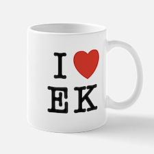 I Heart EK Mug
