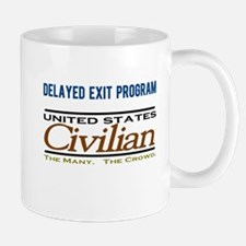 Delayed Exit Program Mug