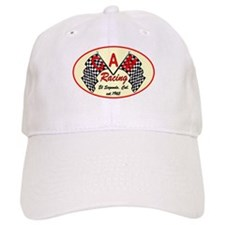CAM Racing (retro) Baseball Cap