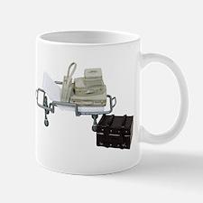 Health on the move Mug