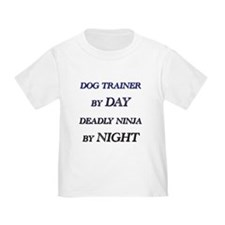 Funny Dog trainer T