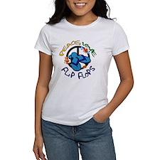 peace, love, flip-flops Tee