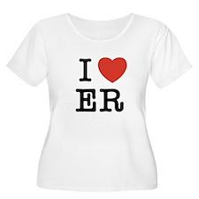 I Heart ER T-Shirt