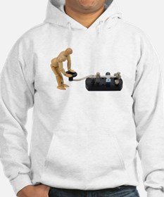 Touch communication Hoodie