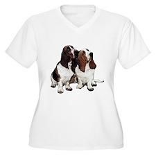Basset Hounds T-Shirt
