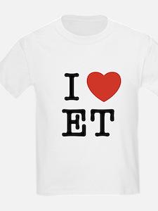 I Heart ET T-Shirt