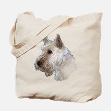 Scottish Terrier (Wheaten) Tote Bag