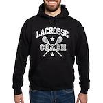 Lacrosse Coach Hoodie (dark)
