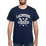 Lacrosse Coach Dark T-Shirt