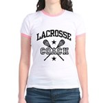 Lacrosse Coach Jr. Ringer T-Shirt