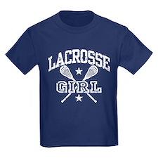 Lacrosse Girl T