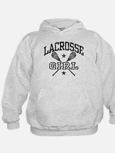Lacrosse Girl Hoodie