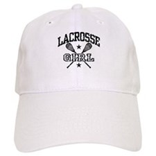 Lacrosse Girl Baseball Cap