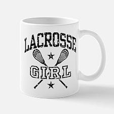 Lacrosse Girl Mug