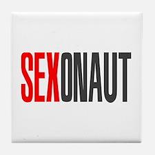 Sexonaut Tile Coaster