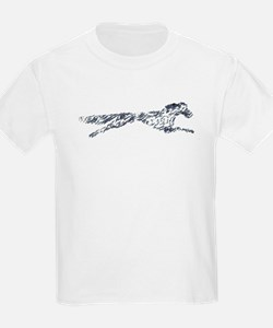 Leaping English Setter T-Shirt