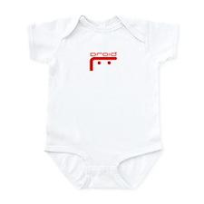 Droid Logo Infant Bodysuit