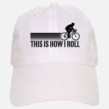 This Is How I Roll (male) Baseball Baseball Cap