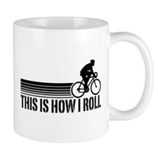 This Is How I Roll (male) Mug