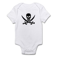 JACK RACKHAM-CALICO Infant Bodysuit