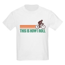 This Is How I Roll (male) T-Shirt