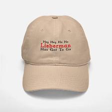 Lieberman Has Got to Go Baseball Baseball Cap
