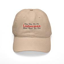 Lieberman Has Got to Go Baseball Cap