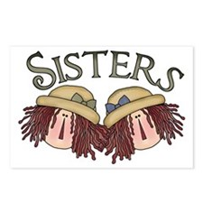 Sisters Postcards (Package of 8)