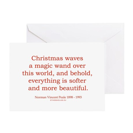 Norman Vincent Peale 1 Greeting Card