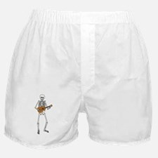 Ukulele Skeleton Boxer Shorts