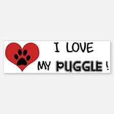 I love my puggle