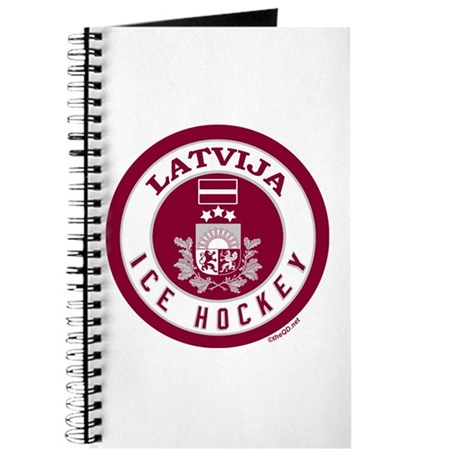 LV Latvia/Latvija Hockey Journal