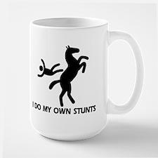 Rearing Horse 'Stunts' Mug