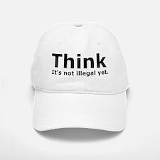 Think it's not illegal yet. Baseball Baseball Cap