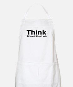Think it's not illegal yet. Apron