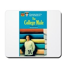"""Mousepad - """"The College Male"""""""