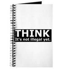 Think it's not illegal yet. Journal